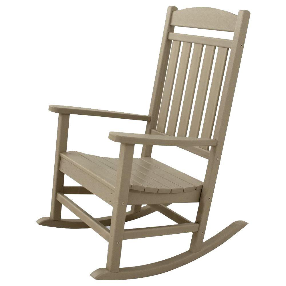 Classics Sand Patio Rocker