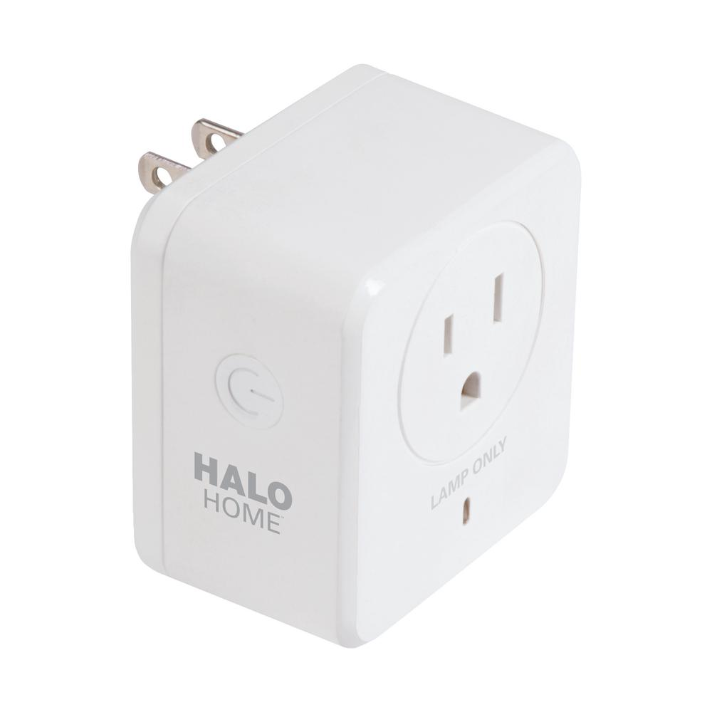 Halo Smart Plug-In Lamp Dimmer by HALO Home
