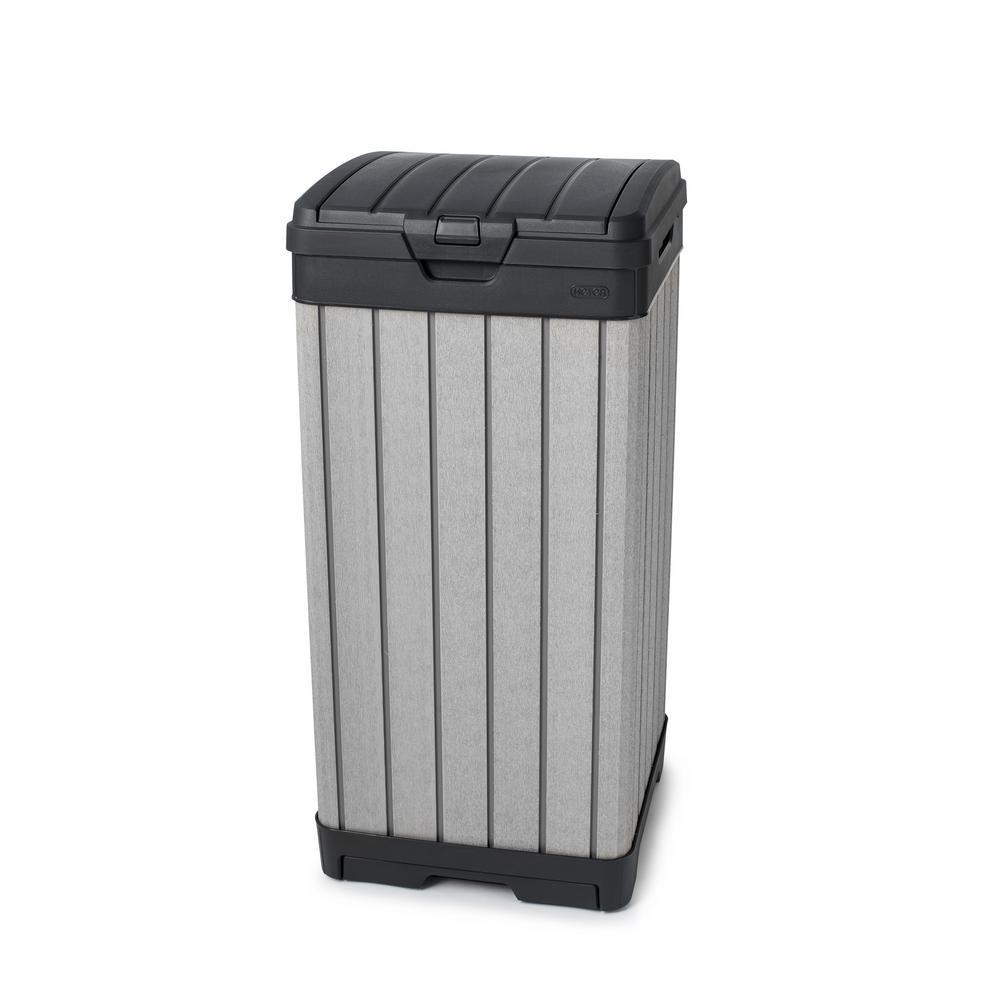 Keter Rockford Outdoor Waste Bin 237924