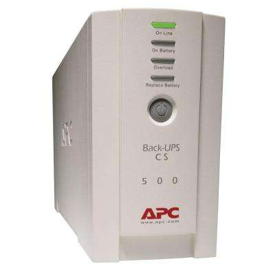 500VA UPS Battery Backup