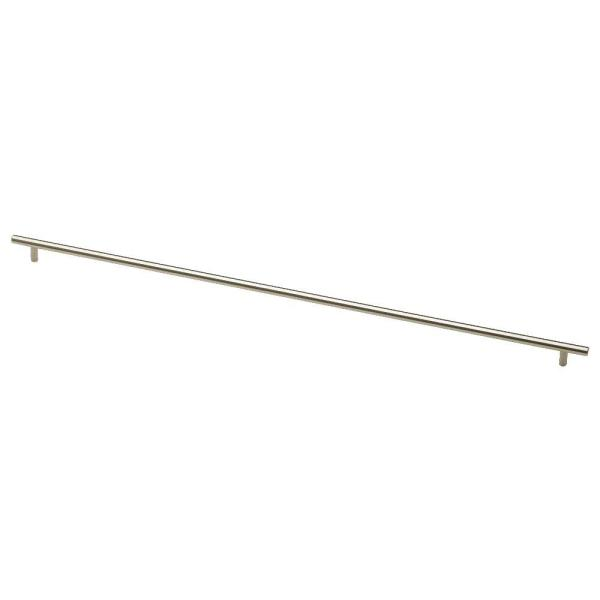 28 in. (711 mm) Stainless Steel Bar Drawer Pull
