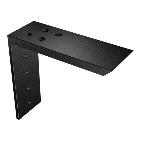 10 in. L Bracket Countertop Support Bracket