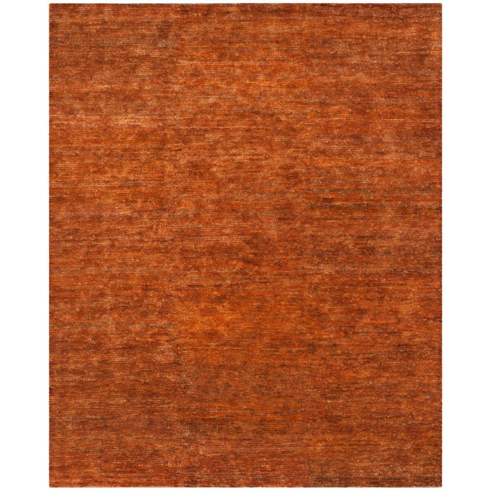 Bohemian Rust 4 ft. x 6 ft. Area Rug