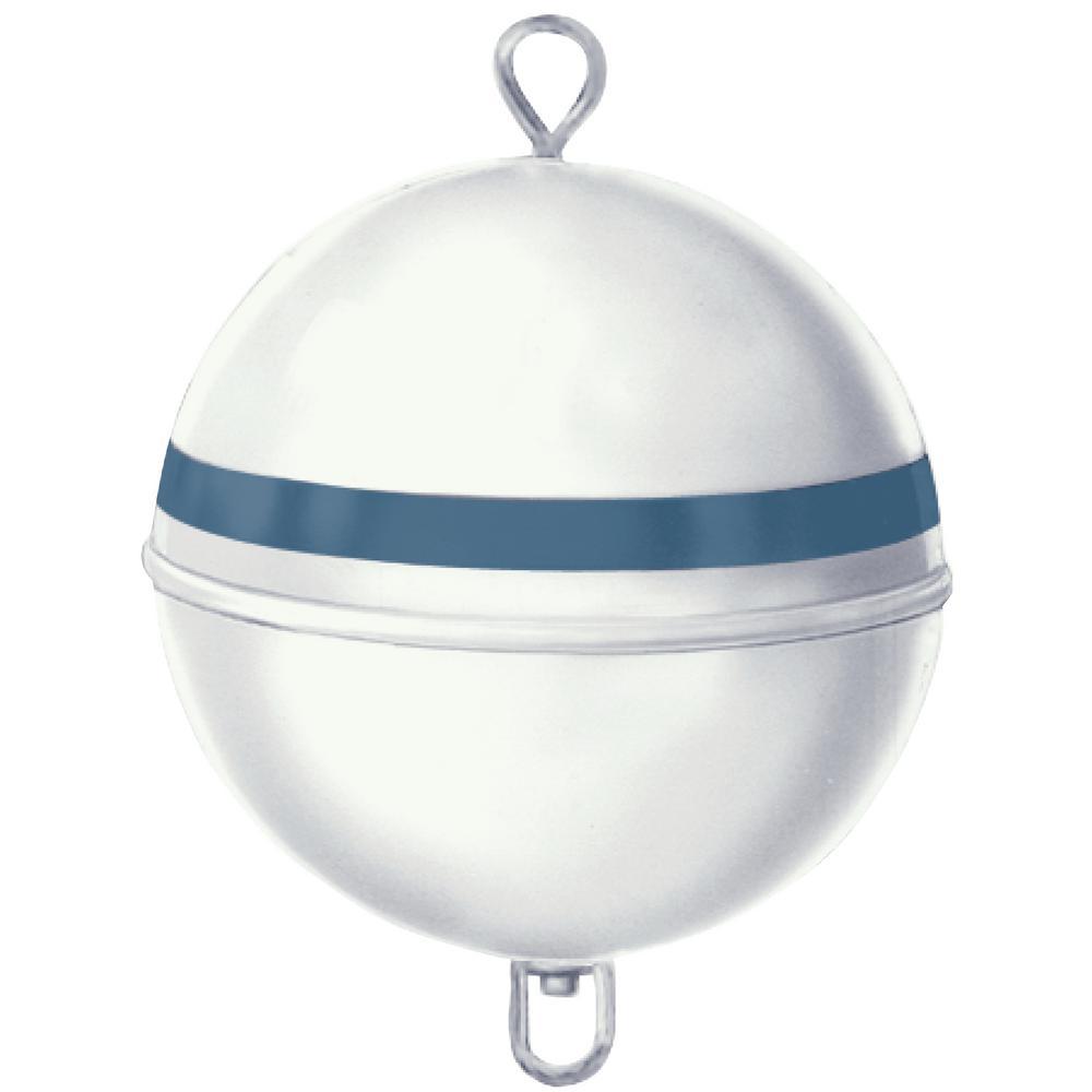 12 in. Dia. Premium Mooring Buoy with 22 lb. Buoyancy in ...