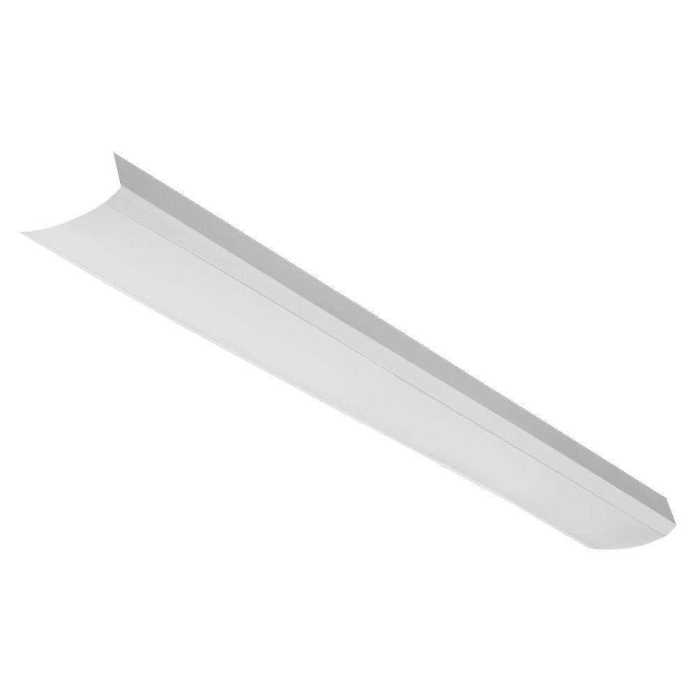 Lithonia Lighting 4 Ft. White Acrylic Diffuser For LED