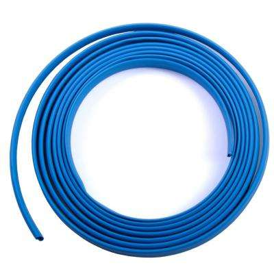 8 ft. Heat Shrink Tubing, Blue (1-Pack) Case of 10