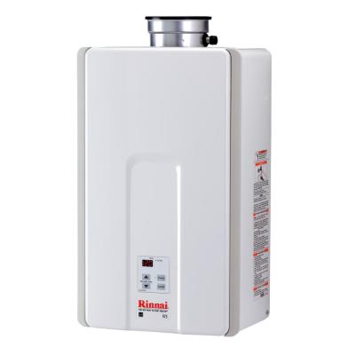 High Efficiency 7.5 GPM Residential 180,000 BTU Natural Gas Interior Tankless Water Heater
