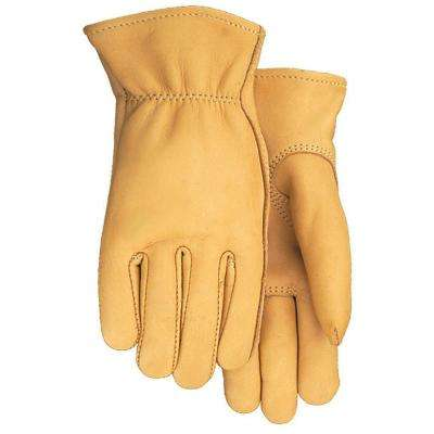 Smooth Grain Buckskin Glove