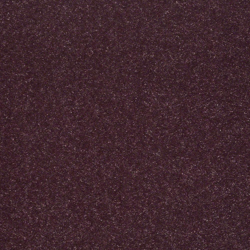 Carpet Sample - Full Bloom II 12 - In Color Vineyard 8 in. x 8 in.