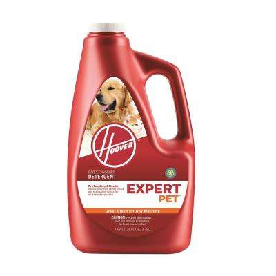 128 oz. Expert Pet Carpet Washing Detergent