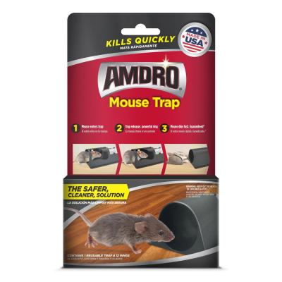 Victor Electronic Mouse Trap-M250S - The Home Depot