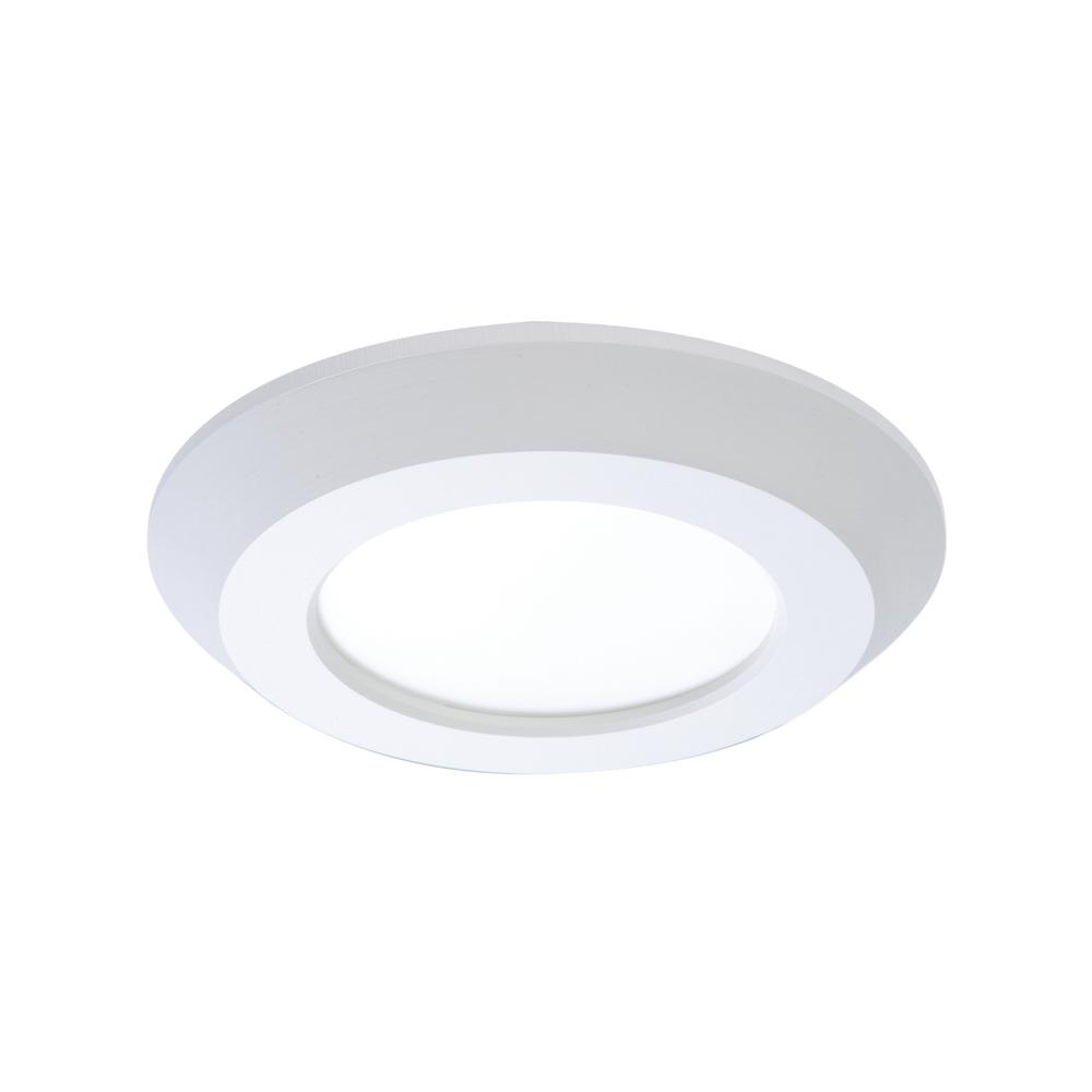 Halo sld 4 in white integrated led recessed retrofit ceiling mount halo sld 4 in white integrated led recessed retrofit ceiling mount light fixture with 90 audiocablefo
