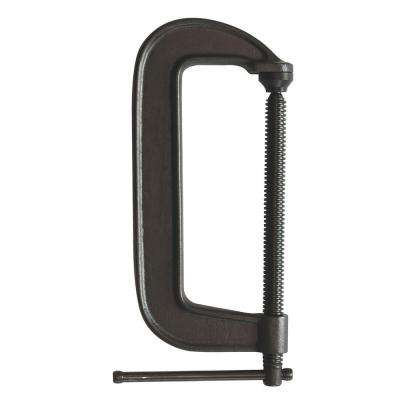 Ductile Cast Iron C-Clamp 3 in. Capacity 1-7/8 in. Throat Depth
