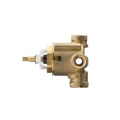 "3/4"" in-wall 2- or 3-way Transfer Valve"