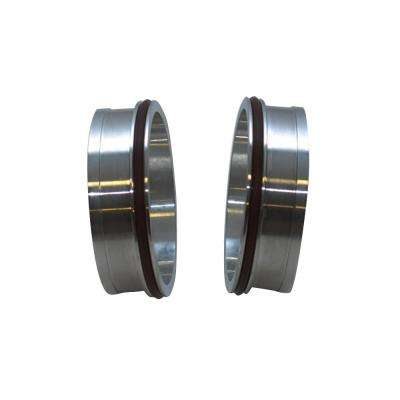 Vanjen Aluminum Weld Fittings for 3in OD Tubing (for use with part #12566) - Sold In Pairs