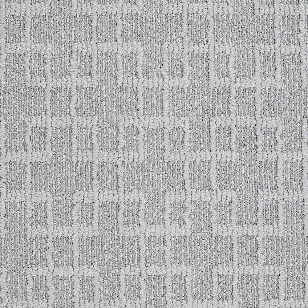 Quilted Dreams - Color City Scape Pattern 12 ft. Carpet