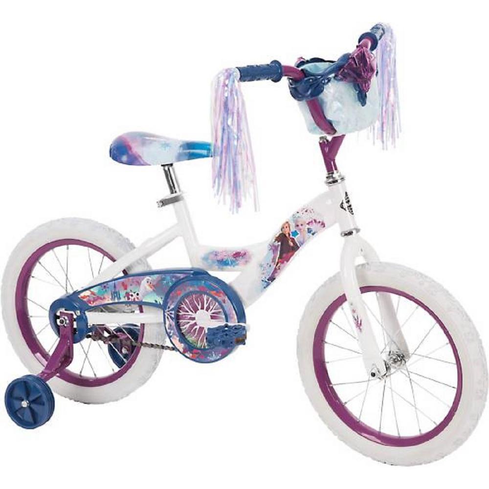 """Huffy Disney Frozen 2 16/"""" Bike"""