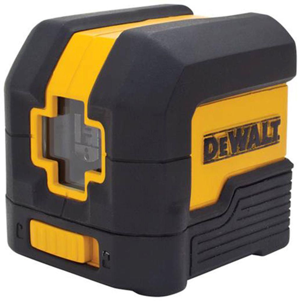 Dewalt 50 ft. Cross Line Laser Level by DEWALT