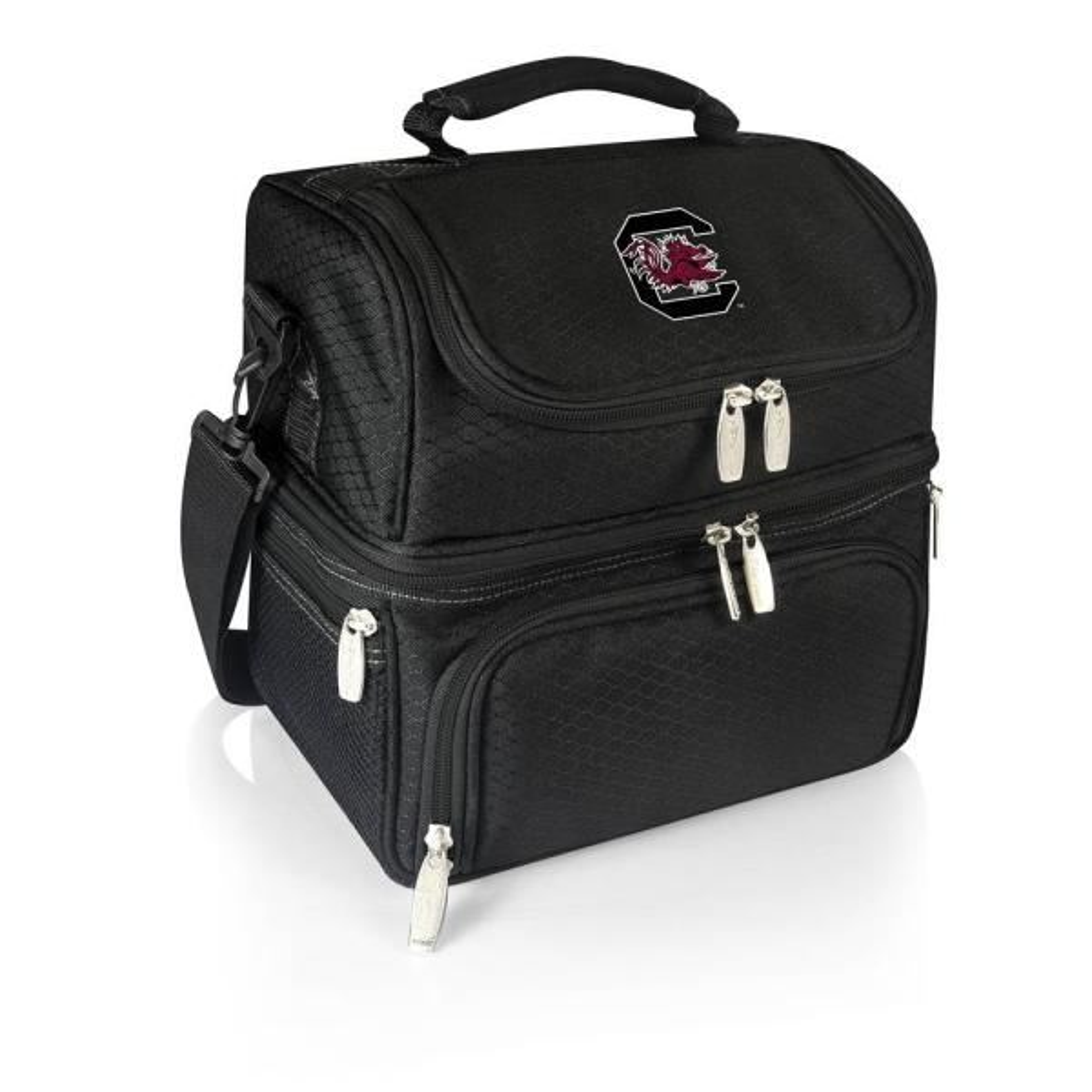 Pranzo Black South Carolina Gamecocks Lunch Bag