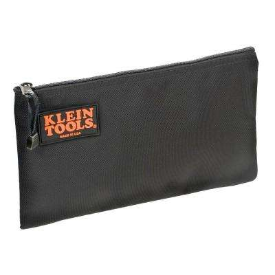 12.5 in. Padded Ballistic Nylon Zipper Tool Bag