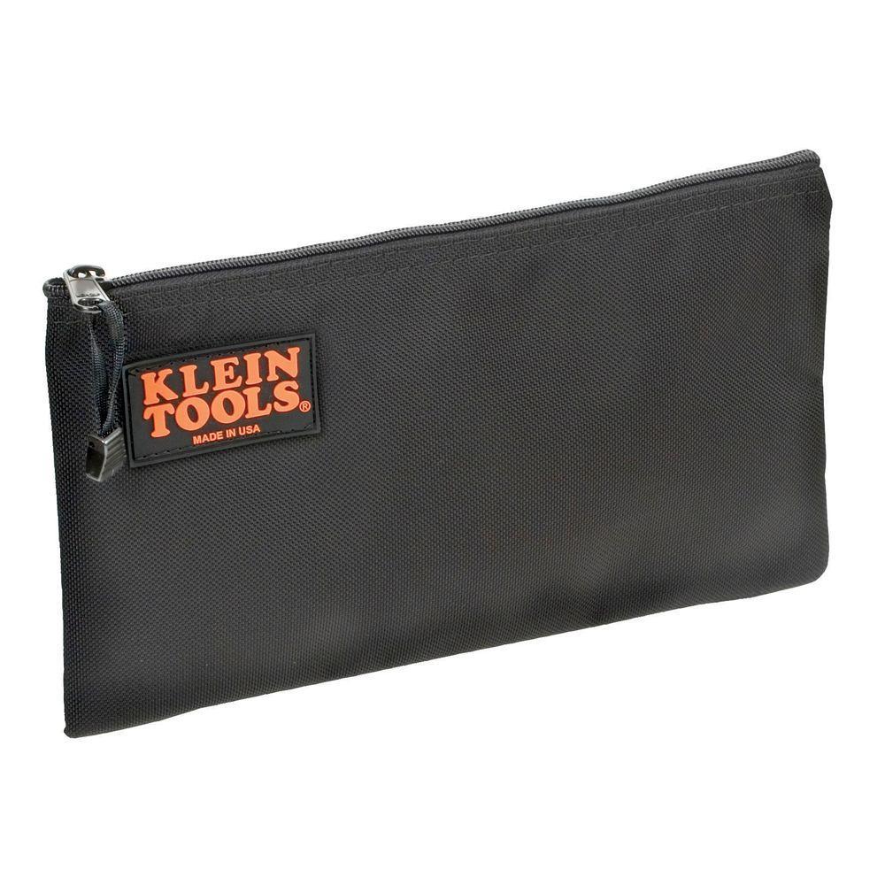 12.5 in. Cordura Ballistic Nylon Zipper Tool Bag