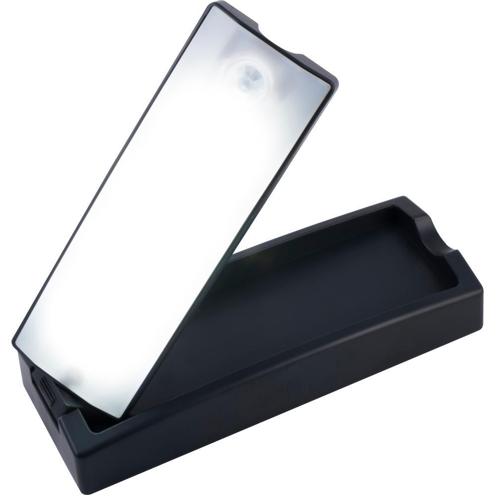 Cool Ge Battery Operated Wireless Motion Sensing Black Led Task Light Download Free Architecture Designs Lukepmadebymaigaardcom