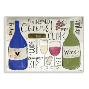 The Stupell Home Decor Collection 10 In X 15 In Quot Cheers
