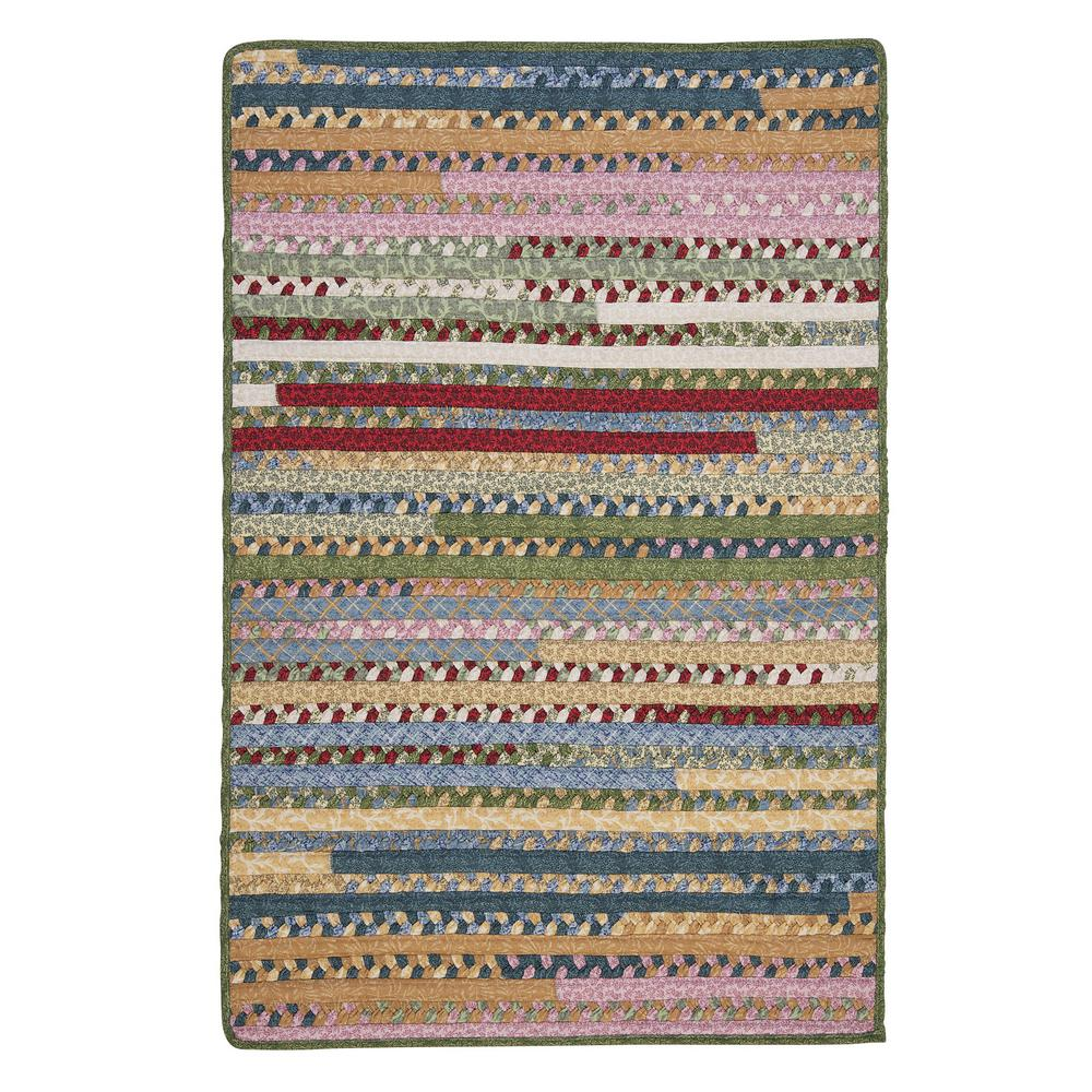 Owen Keepsake 3 ft. x 5 ft. Rectangle Braided Area Rug
