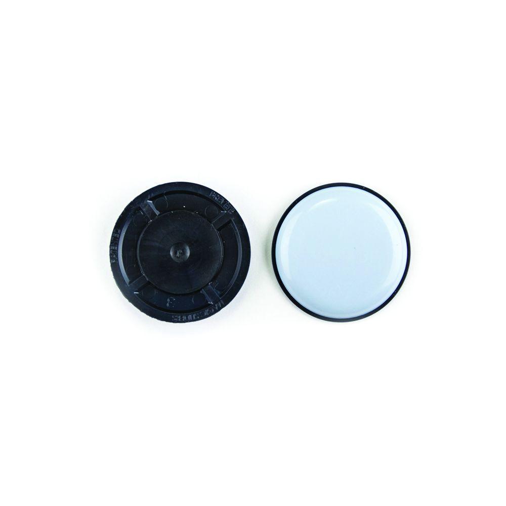 1-1/2 in. Round Sliding Discs (4-Pack)