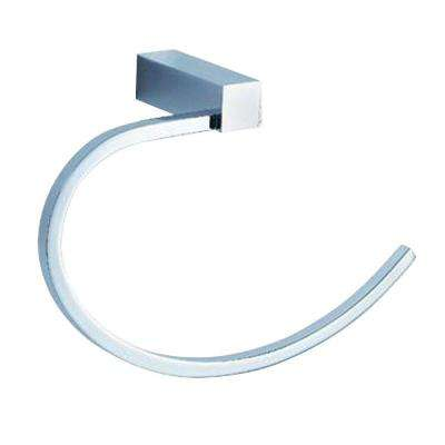 Ottimo Towel Ring in Chrome