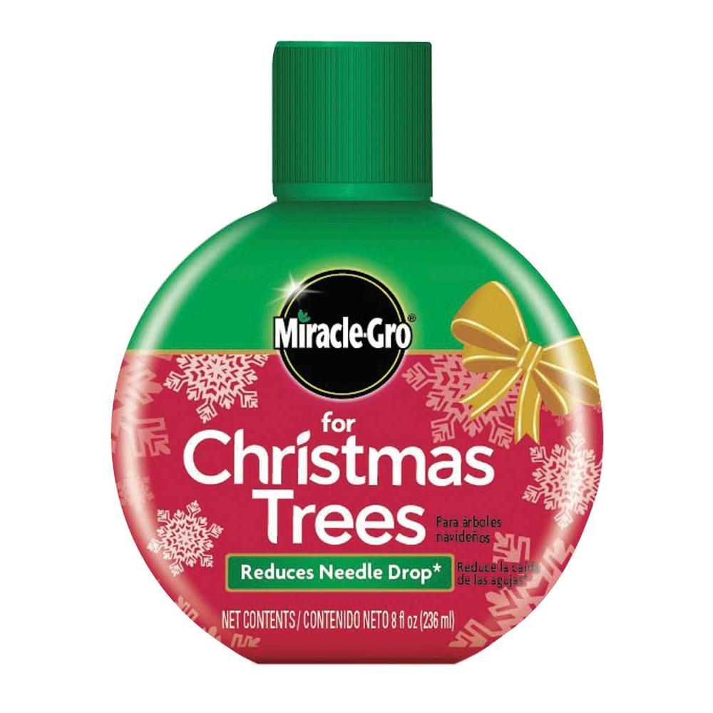 Miracle Gro Christmas Tree 8 Oz Formula