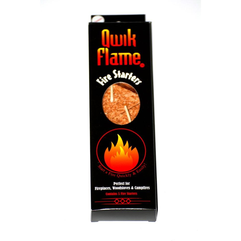 Maine Flame Cinnamon Scented Fire Starter (5-Pack)