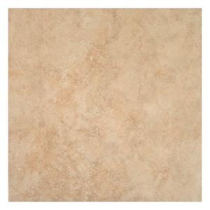 island sand beige 16 in x 16 in ceramic floor and wall tile