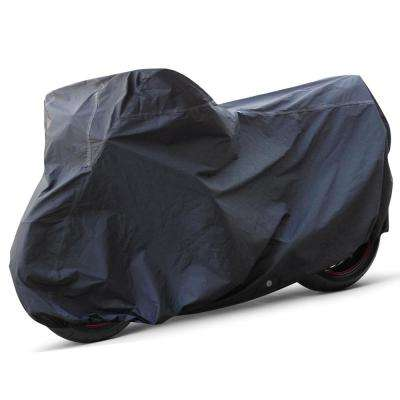 Executive Polyproplene 137 in. x 43 in. x 46 in. Large Motorcycle Cover