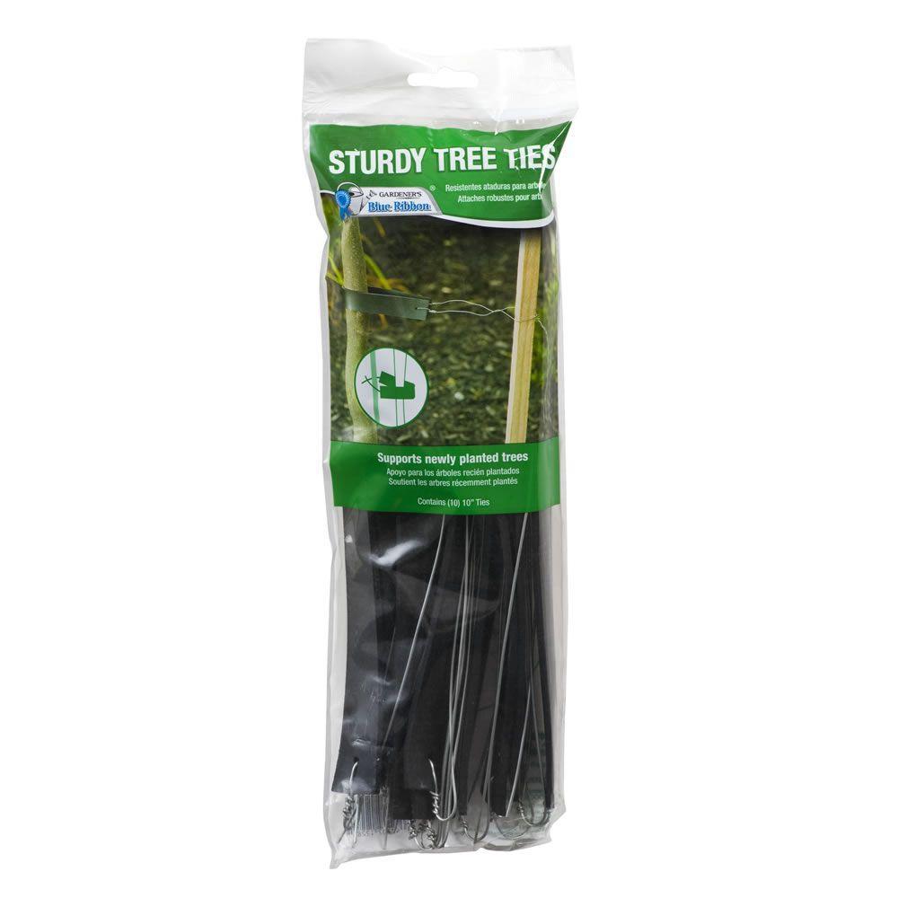 Sturdy Tree Ties (10-Count)