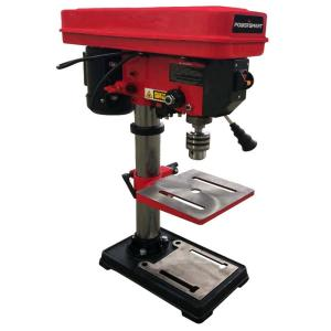 PowerSmart 10 inch 12-Speed Drill Press with Laser Guide by PowerSmart