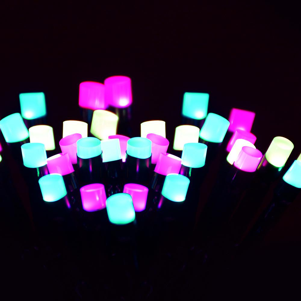 Show Home 300 Light Led Multi Color Ultimate String
