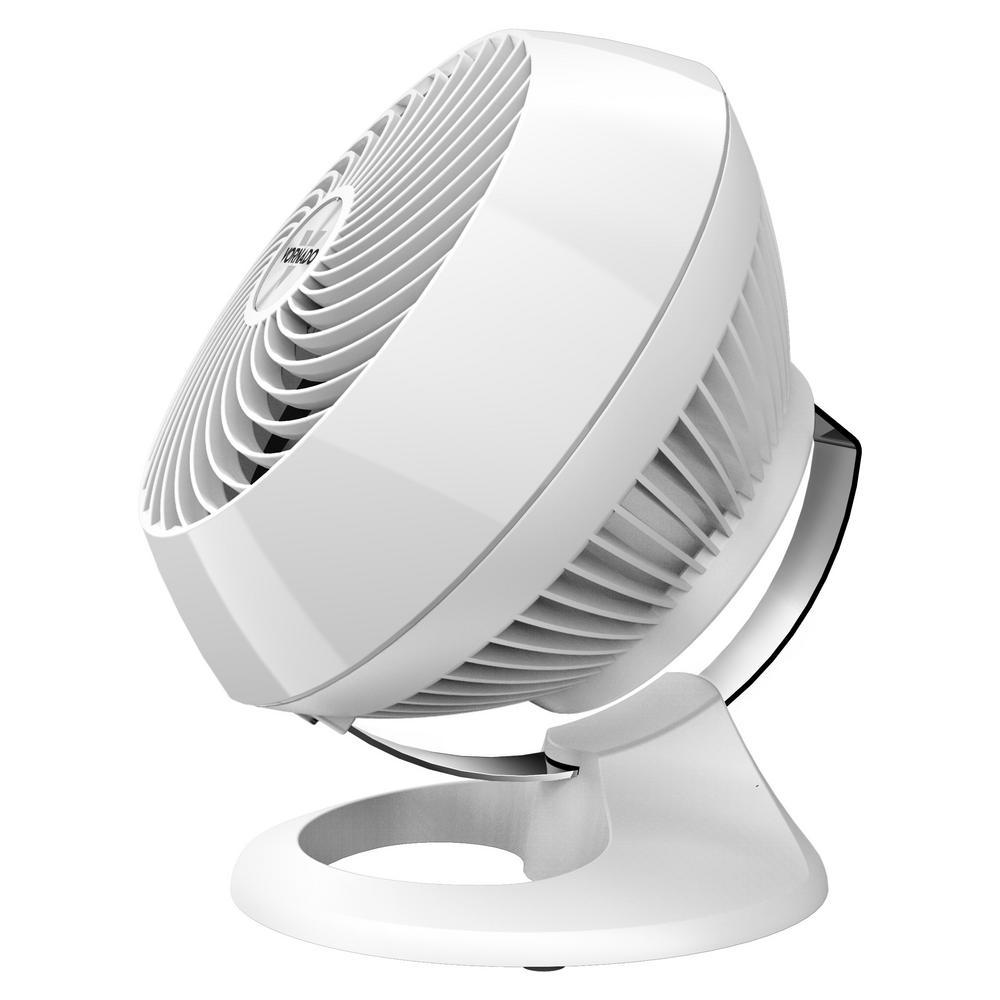 560 Medium Whole Room Air Circulator Fan, Ice