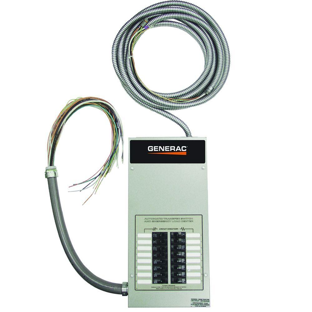 16-Circuit 100-Amp Load Center
