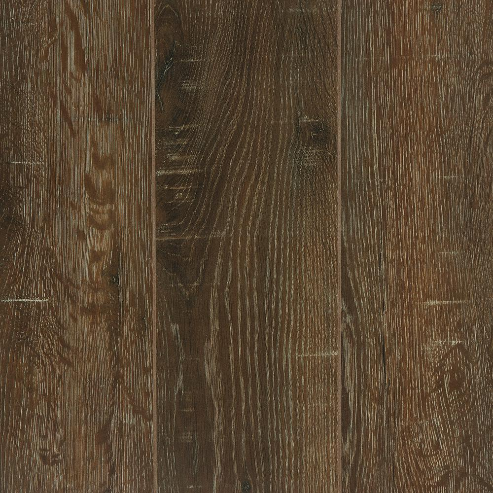 Dashwood Oak 12 mm Thick x 5 31/32 in. Wide x