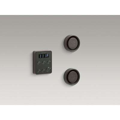 Invigoration Steam Bath Generator Control Kit in Oil-Rubbed Bronze