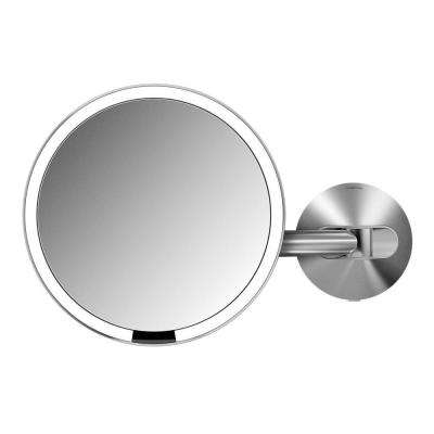 138 In X 91 Wall Mount Lighted Sensor Activated Vanity Makeup