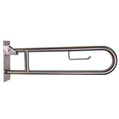 30 in. x 7-3/4 in. x 2 in. Swing Arm Handle Bar in Stainless Steel