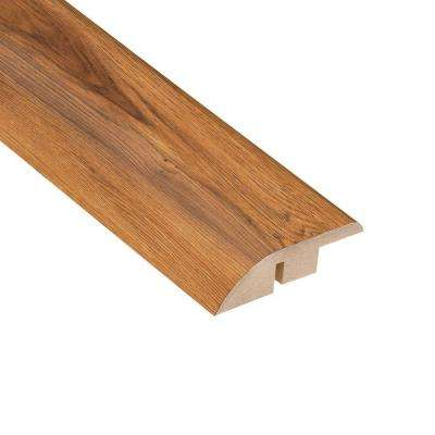 Pacific Hickory 1/2 in. Thick x 1-3/4 in. Wide x 94 in. Length Laminate Hard Surface Reducer Molding