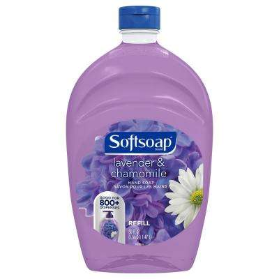 50 fl. oz. Lavender and Chamomile Scented Refill Bottle Hand Soap