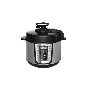 Click here to buy T-Fal 6 Qt. Pressure Cooker by T-Fal.