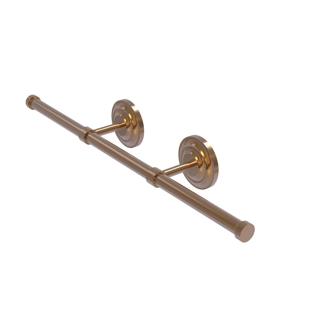 Whitehall Products Filigris French Bronze Hose Holder
