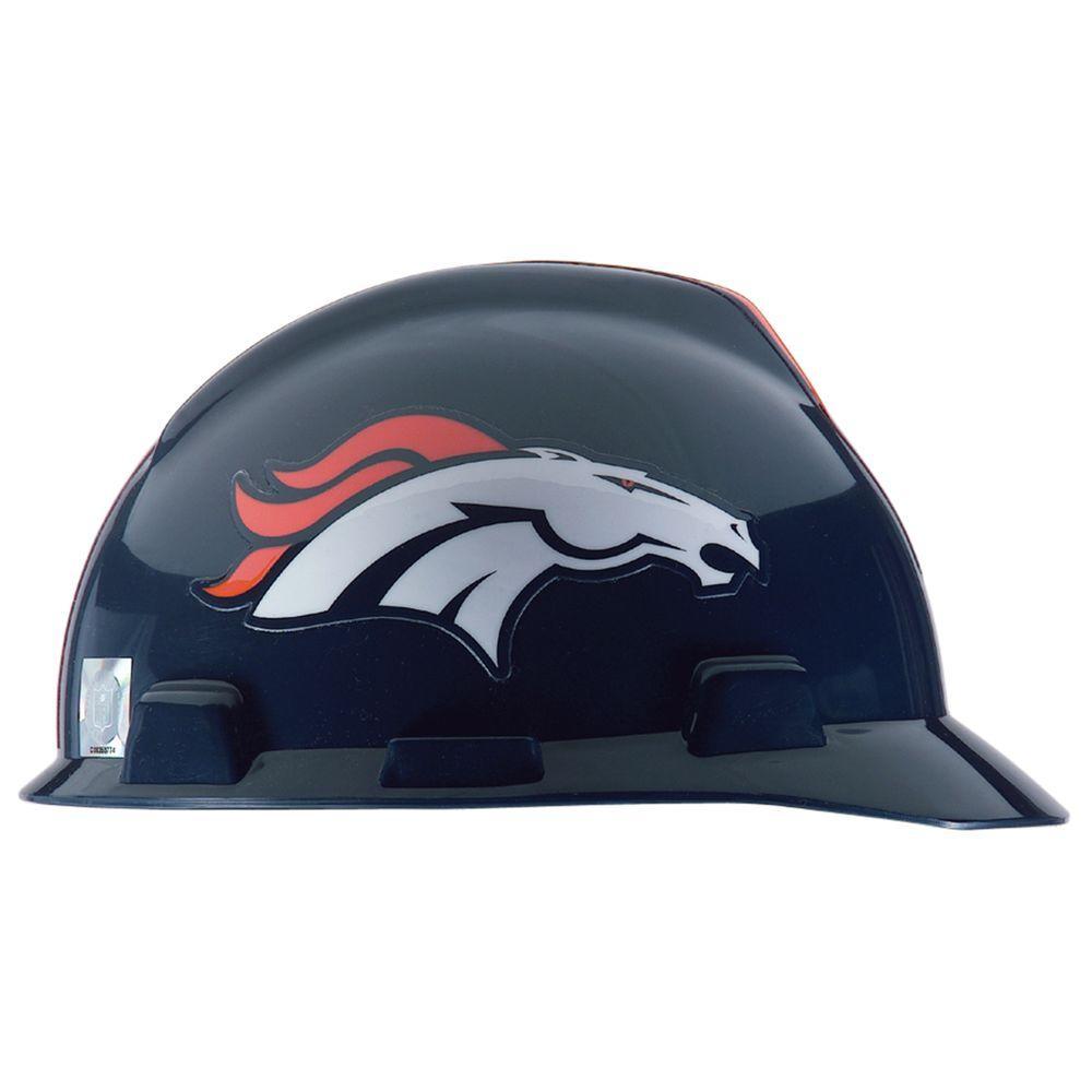 null Denver Broncos NFL Hard Hat