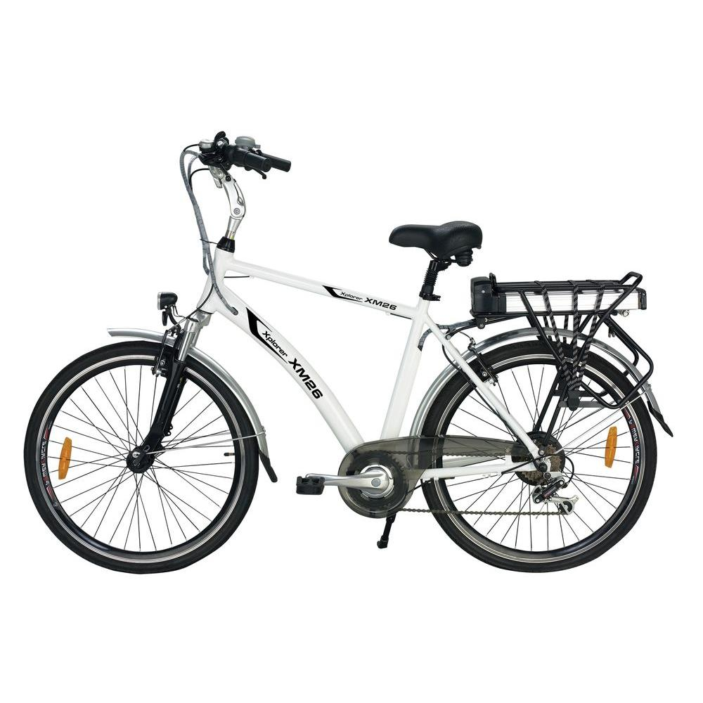 null 26 in. Sport Hybrid Electric Age 16 Unisex Bike