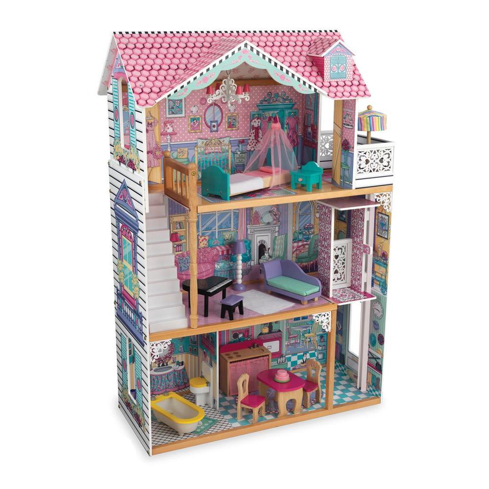 Annabelle Dollhouse Play Set